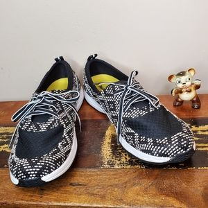 Paul Sperry Top Sider Ripple Mesh Sneaker size 10